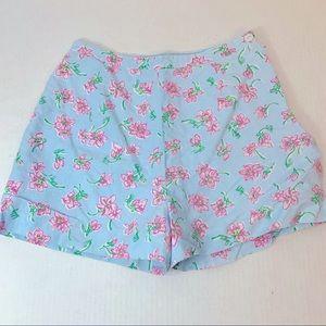 Lilly Pulitzer Linen Blend Shorts